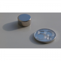 Neodymový magnet válec/kotouč 12x6mm, síla 4,8kg