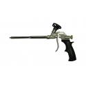 Pistole na PU pěnu celokovová, s regulací průtoku