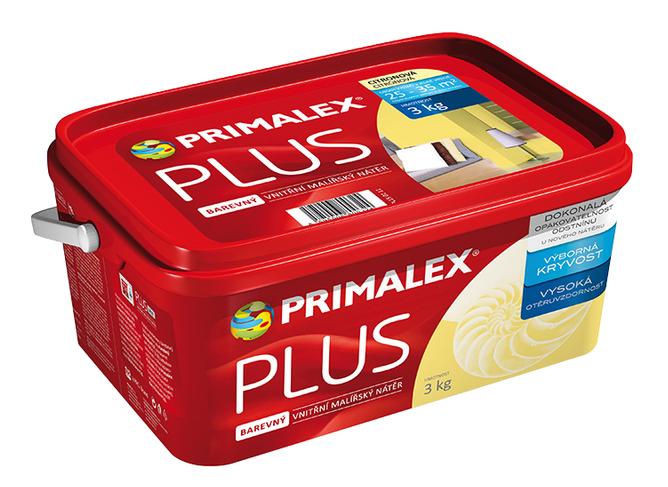 Primalex PLUS barevný