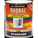 Radbal barva na radiátory 1000 bílá 0,6l