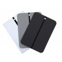 Nástřiková karta 105 x 150mm světle šedá