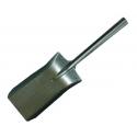 Lopatka úzká pozinkovaná / na uhlí