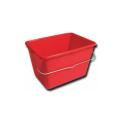 Vědro/kbelík na barvu, plast, 15 l