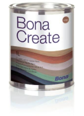 Bona Create mořidlo na dřevěné podlahy