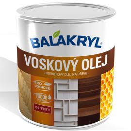 Voskový olej