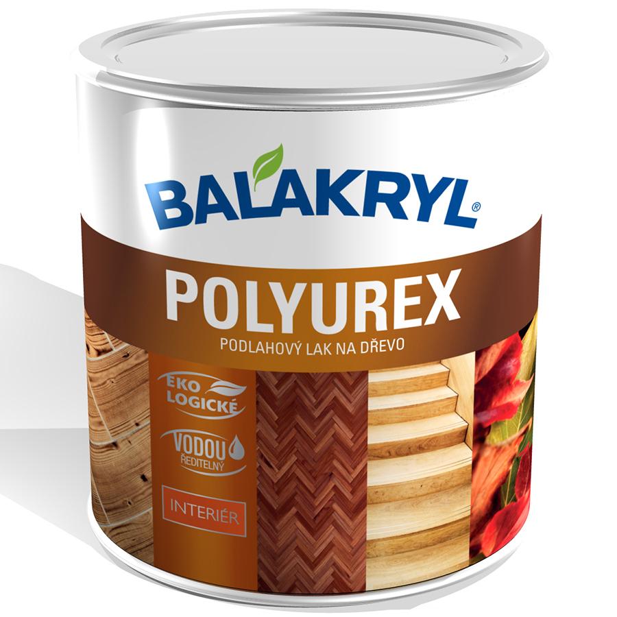 Balakryl Polyurex podlahový lak