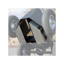 Lišta ostré čáry Speedliner 10cm