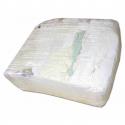 Čistící textilie bílá 10kg