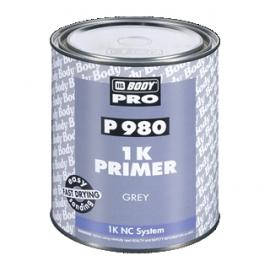 Body 980 primer šedý 1K plnič 1L