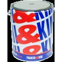 Franchi&Kim Epoxidová vrchní lesklá barva A0425 3,0kg RAL6011