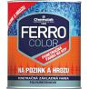 Penetrační bezbarvá základní barva na pozink a rez