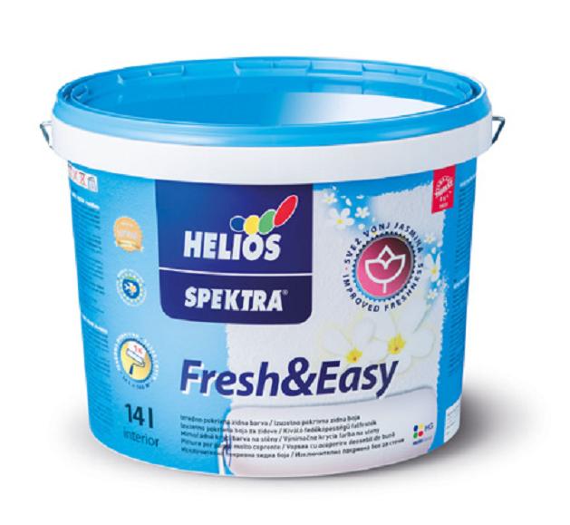 Spektra Fresh & Easy s vůní
