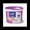 Extra zastupuje vyšší kvalitativní třídu vnitřních barev na stěny a nabízí zdokonalené vlastnosti a charakteristiky.