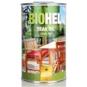 BIOHEL Teakový olej 1,0l