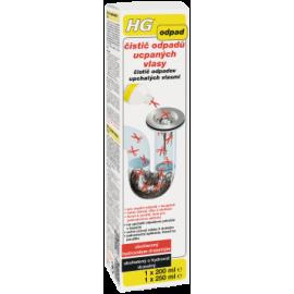 HG Odpady - čistič odpadů ucpaných vlasy 550g
