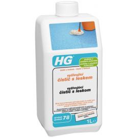 HG Vyživující čistič s leskem pro podlahy z umělých materiálů 1 l