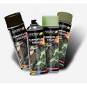 Kamuflážní barva matná RAL 6014 400 ml