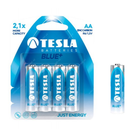 Tesla Blue AA