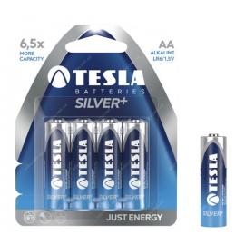 Tesla Silver AA