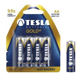 Tesla Gold AAA