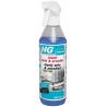 Velmi účinný čistič pro skla a zdrcadla, se kterým se velmi snadno pracuje. Nezpůsobuje modré odlesky ani nezanechává šmouhy a navíc svěže voní.