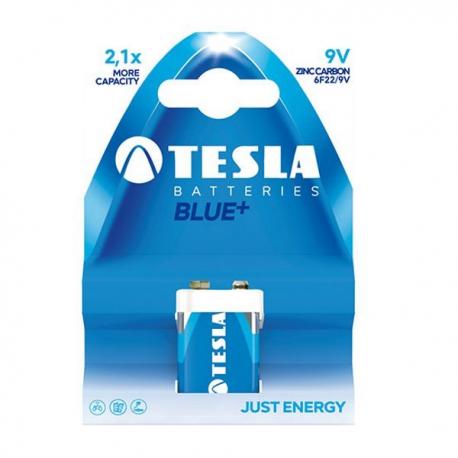 Tesla 9V Blue