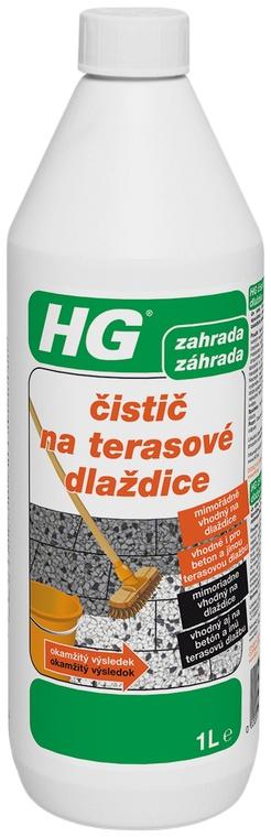 Čistič betonových a štěrkových dlaždic HG 1,0l