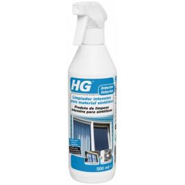 HG Intenzivní čistič na plasty, nátěry a tapety 0,5l