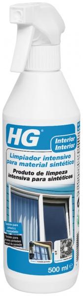Intenzívny čistič pro plastové nátěry a tapety HG 0,5l