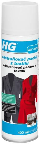 Neutralizátor pachů z textilu HG 400ml