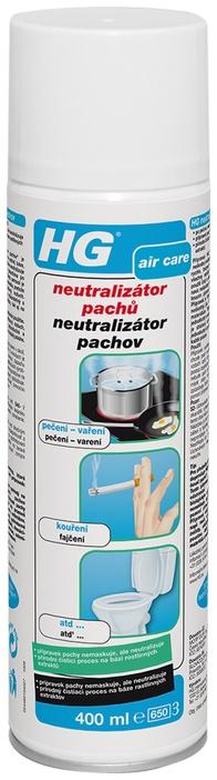Neutralizátor pachů HG 400ml