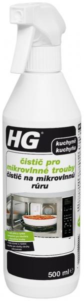 Čistič na mikrovlnné trouby HG 500ml