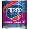 Samozákladová barva 2v1 v pololesklém provedení s vynkající antikorozní ochranou