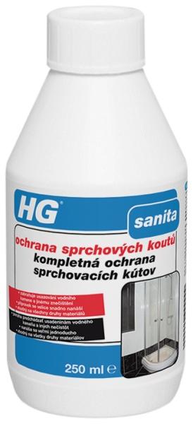 Ochrana sprchových koutů HG 250ml
