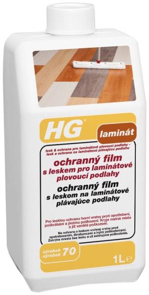 Ochranný film s leskem pro laminátové plovoucí podlahy HG 1 l