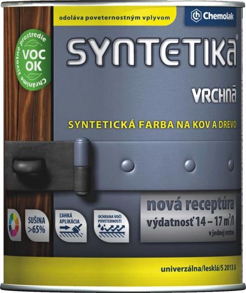 SYNTETIKA syntetická barva univerzální vrchní