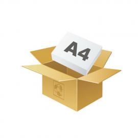 A4 krabice