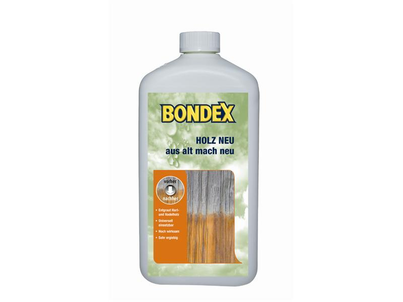 Bondex Holz Neu čistič na zašedlé dřevo 1,0l