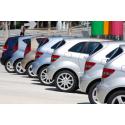 Motip Škoda akrylátový sprej autolak