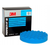 3M 50388 Pěnový leštící kotouč D150 modrý, upnutí: suchý zip