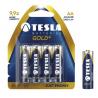 Nejvyšší třída alkalických baterií