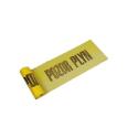 Páska výstražná PLYN 220mm x 20m