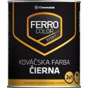 U-2066 FERRO COLOR 2v1 kovářská barva černá 0,75l