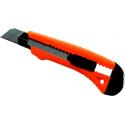 Nůž ulamovací s kovovou výztuhou 18mm