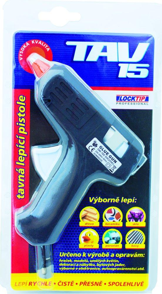 TAV 15 tavná lepící pistole malá (5-20W