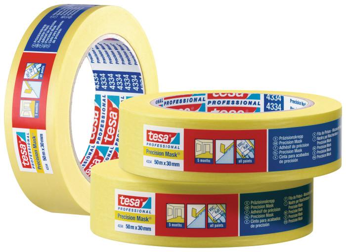 tesa® 4334 Precision Mask® - maskovací páska 25mm 50m