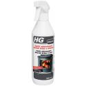 HG Čistič skleněných dvířek krbů a kamen akce 650ml (0,5L +30% zdarma)