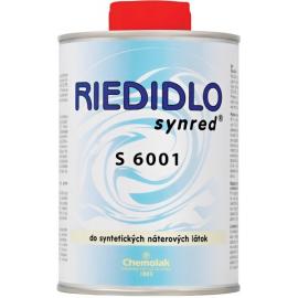 Syntetické ředidlo S 6001 SYNRED