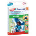 tesa Powerstrips® Lepicí proužky na plakáty 58003 20ks