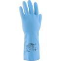 Semperit Rukavice SEMPERSOFT vinylové rukavice modré